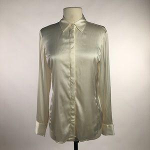 Silk blouse Anne Taylor